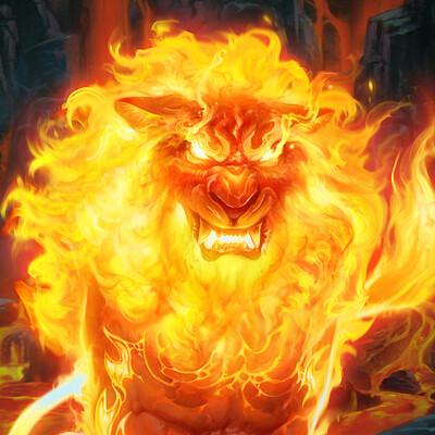 Ben zhang fire cat 1