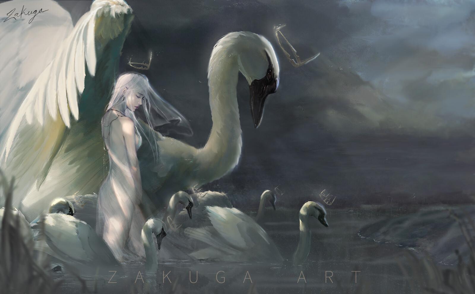 """The Wild Swans """"Sister's Return"""""""
