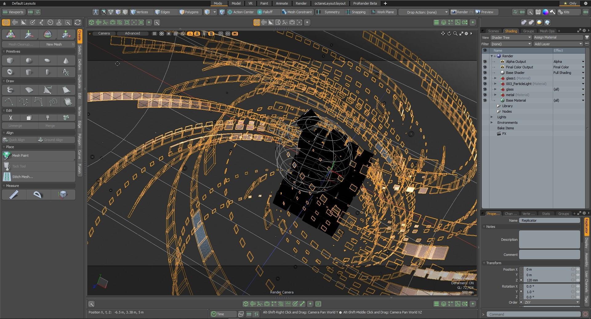 Modo screenshot