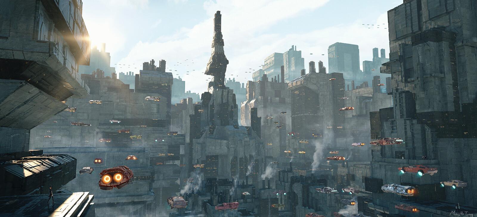 Day City