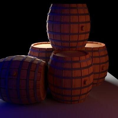 Manuel scussel barrel
