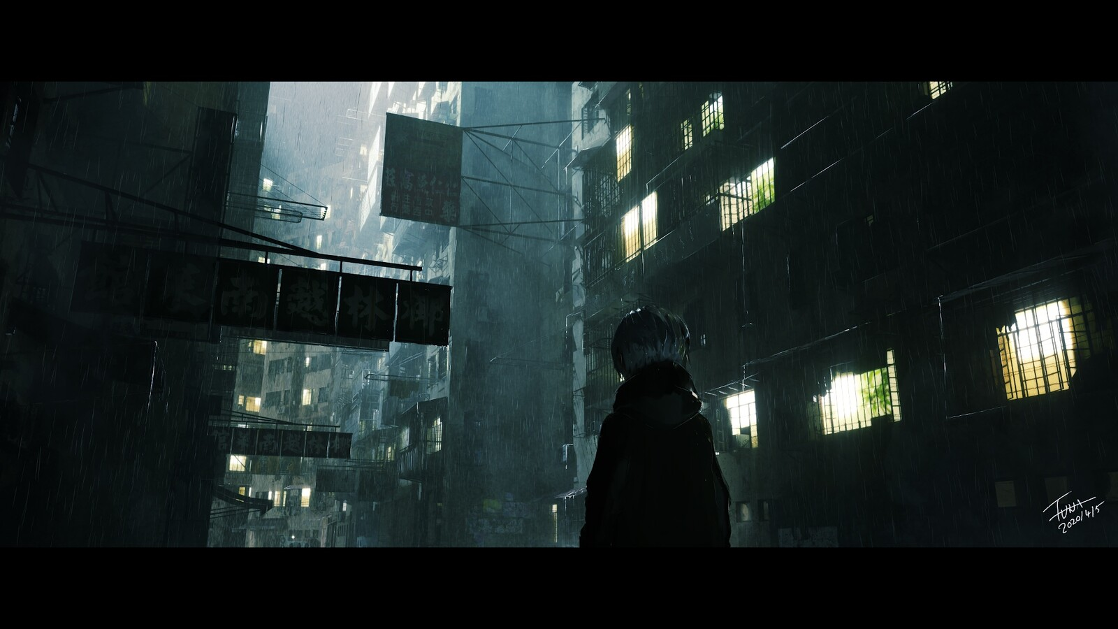 SIDETRIP : EXPERIMENTAL : RAIN