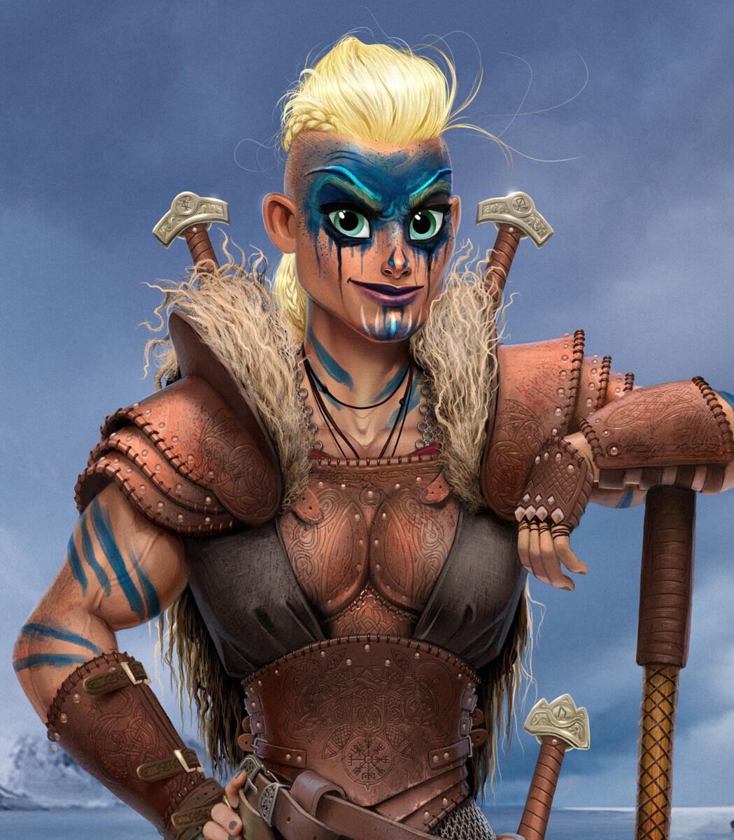 The Valkyrie Brynhildr