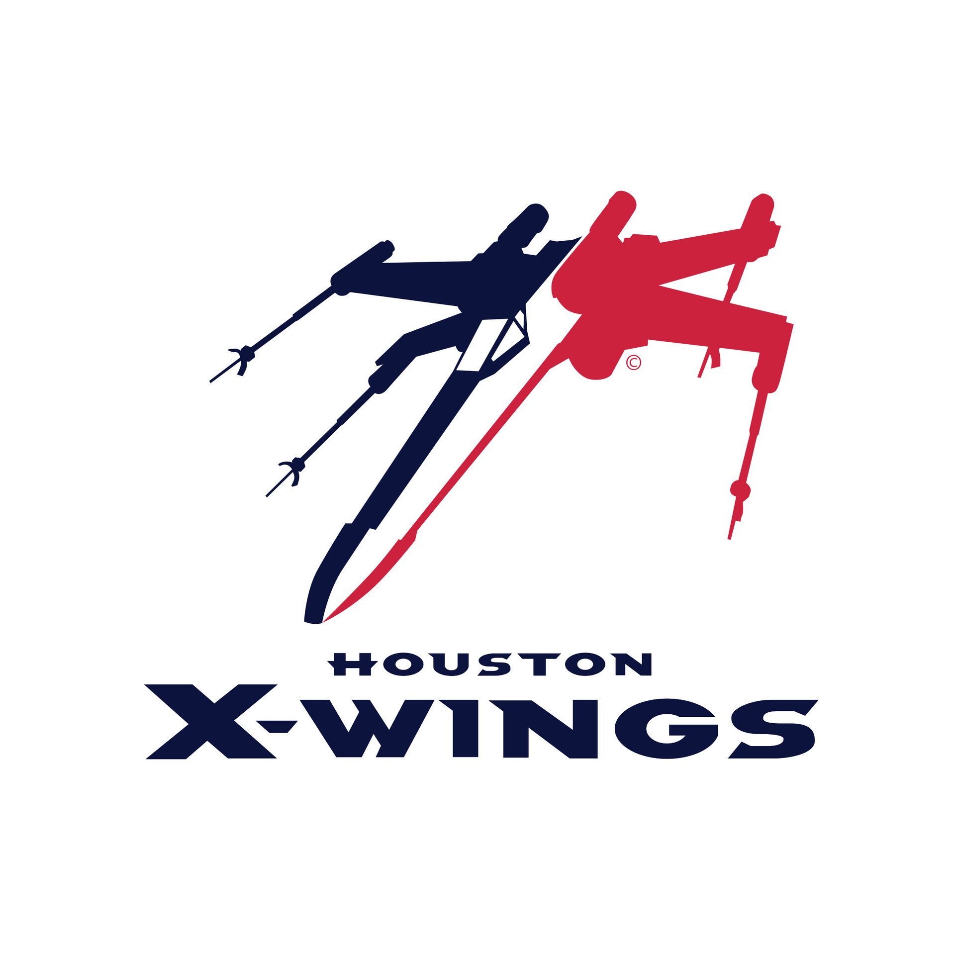 Houston X-wings