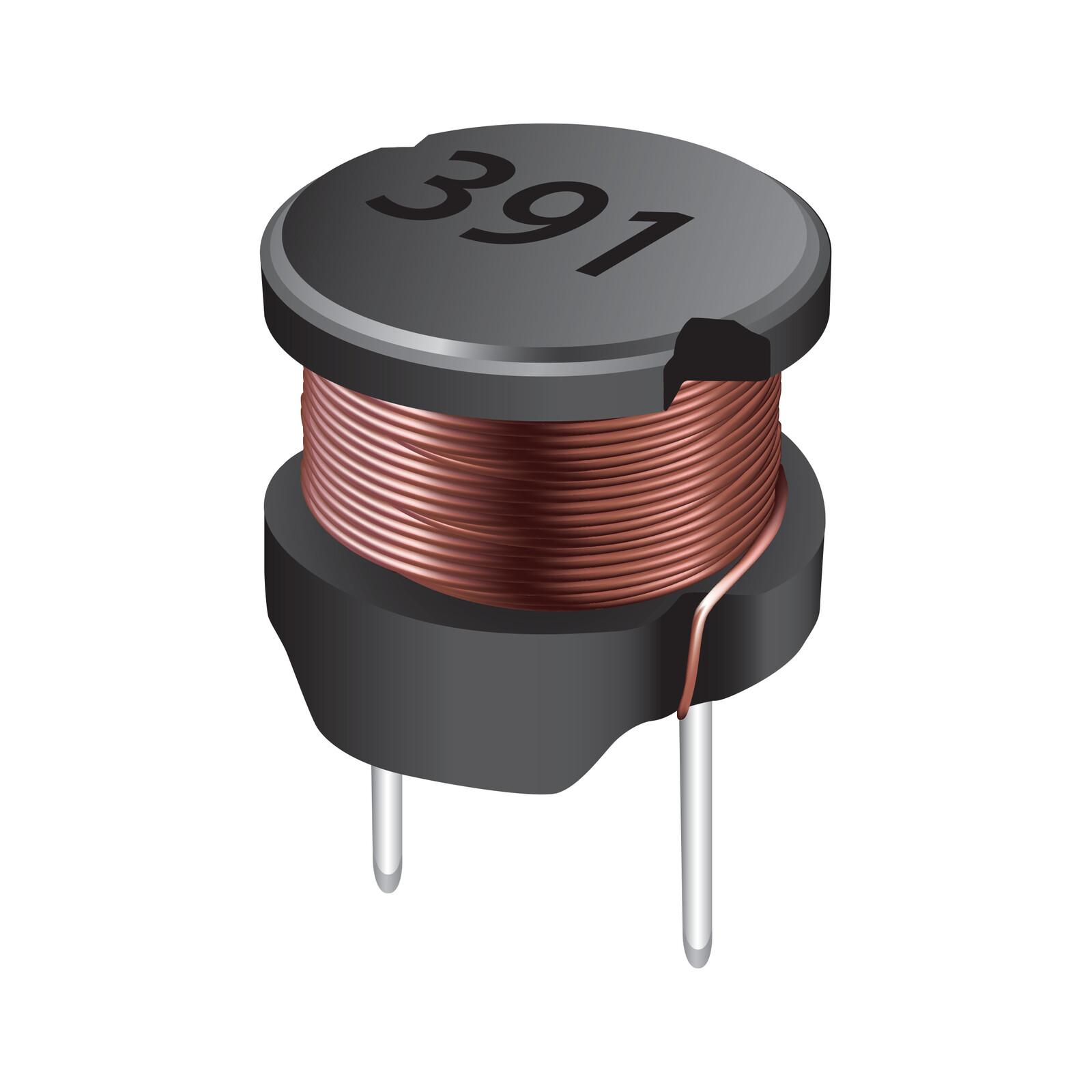 wirewound inductor