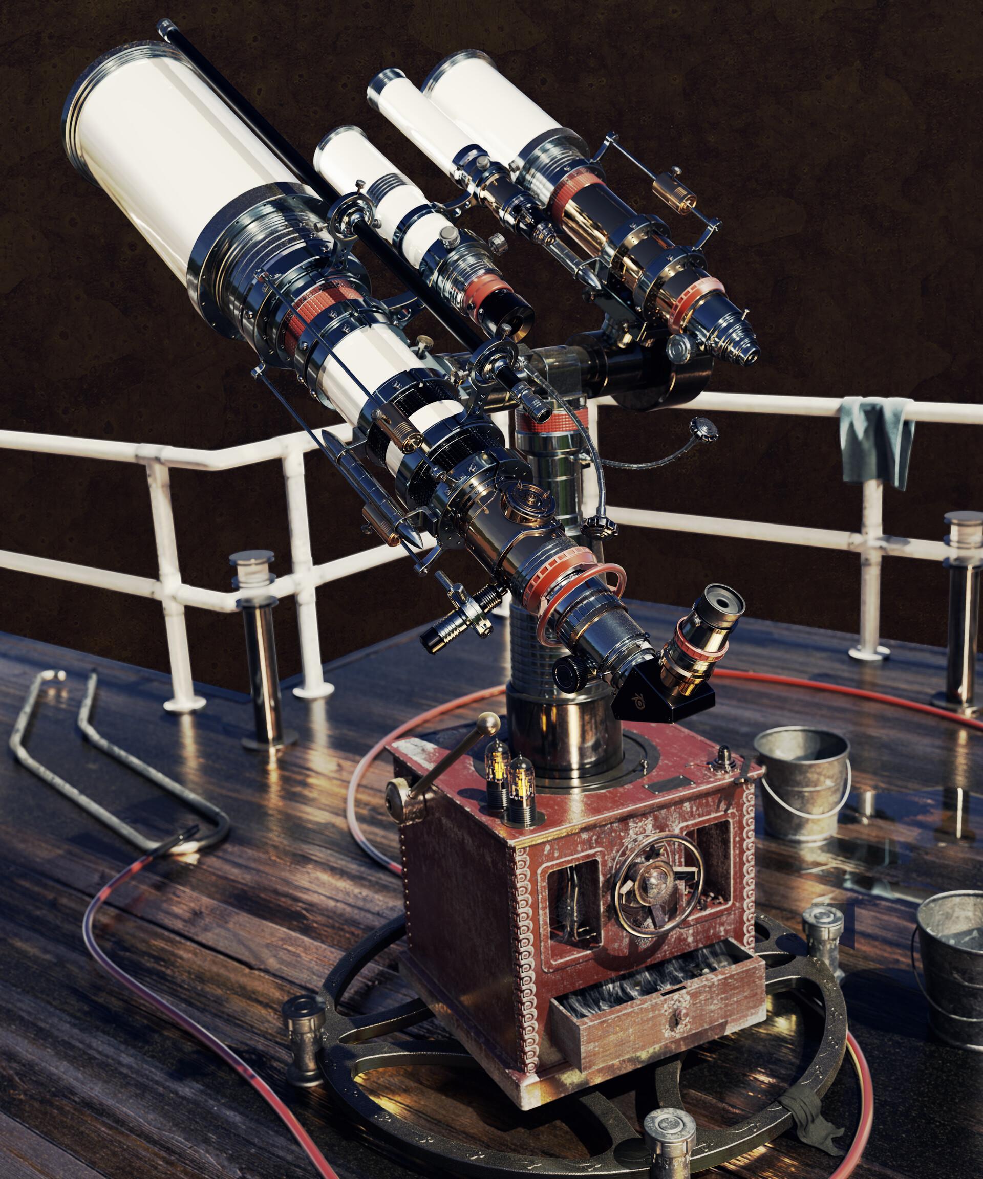 Et maintenant, la 6G ? Pascal-deraed-telescope-front-final