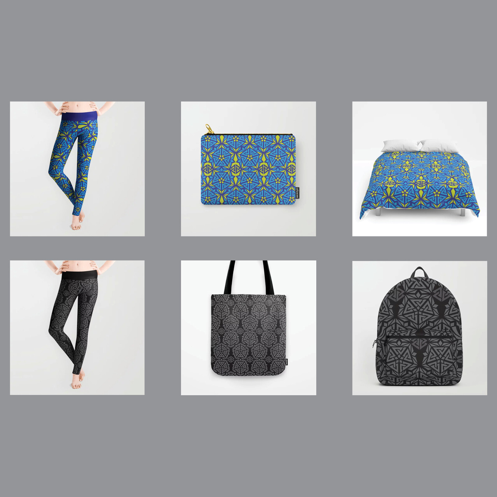 products with original design and pattern