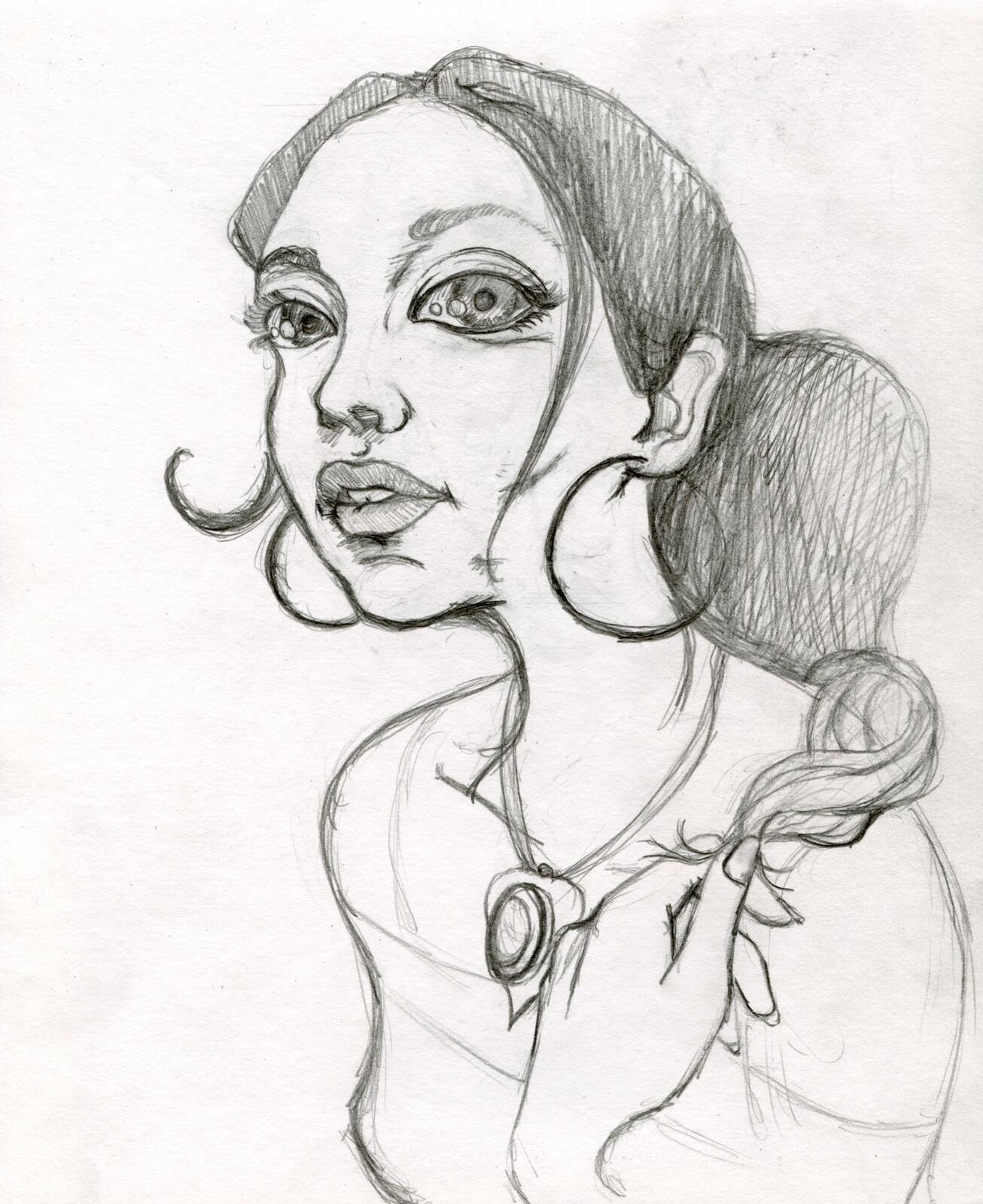 Sketch #1