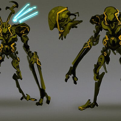Benedick bana insectoid final