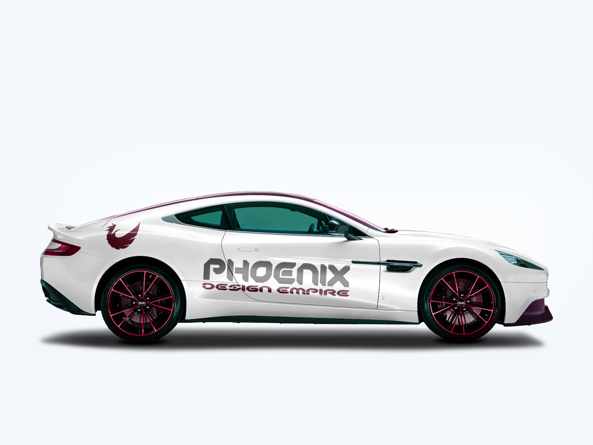 Bruce Phoenix Empire Aston Martin