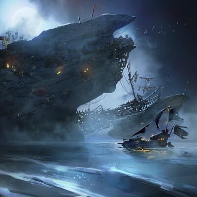 Giovanni calore pirate