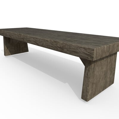 Joseph moniz bench003a