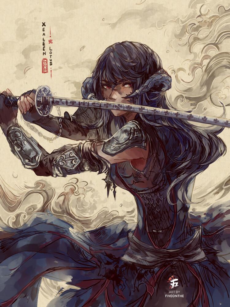 Xealeen Lotus 🏮