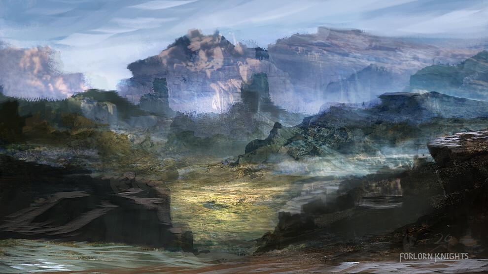 Forlorn Plains - North