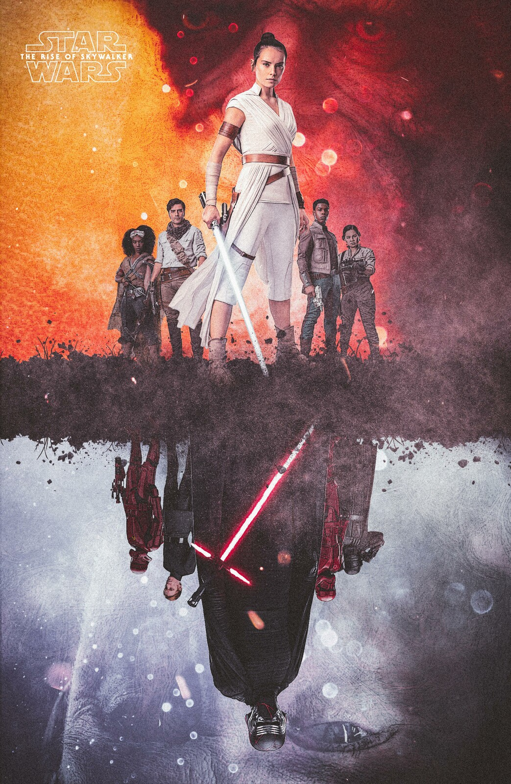 Star Wars The Rise Of Skywalker Alternate Movie Poster - Neemz, The Movie Poster Guy