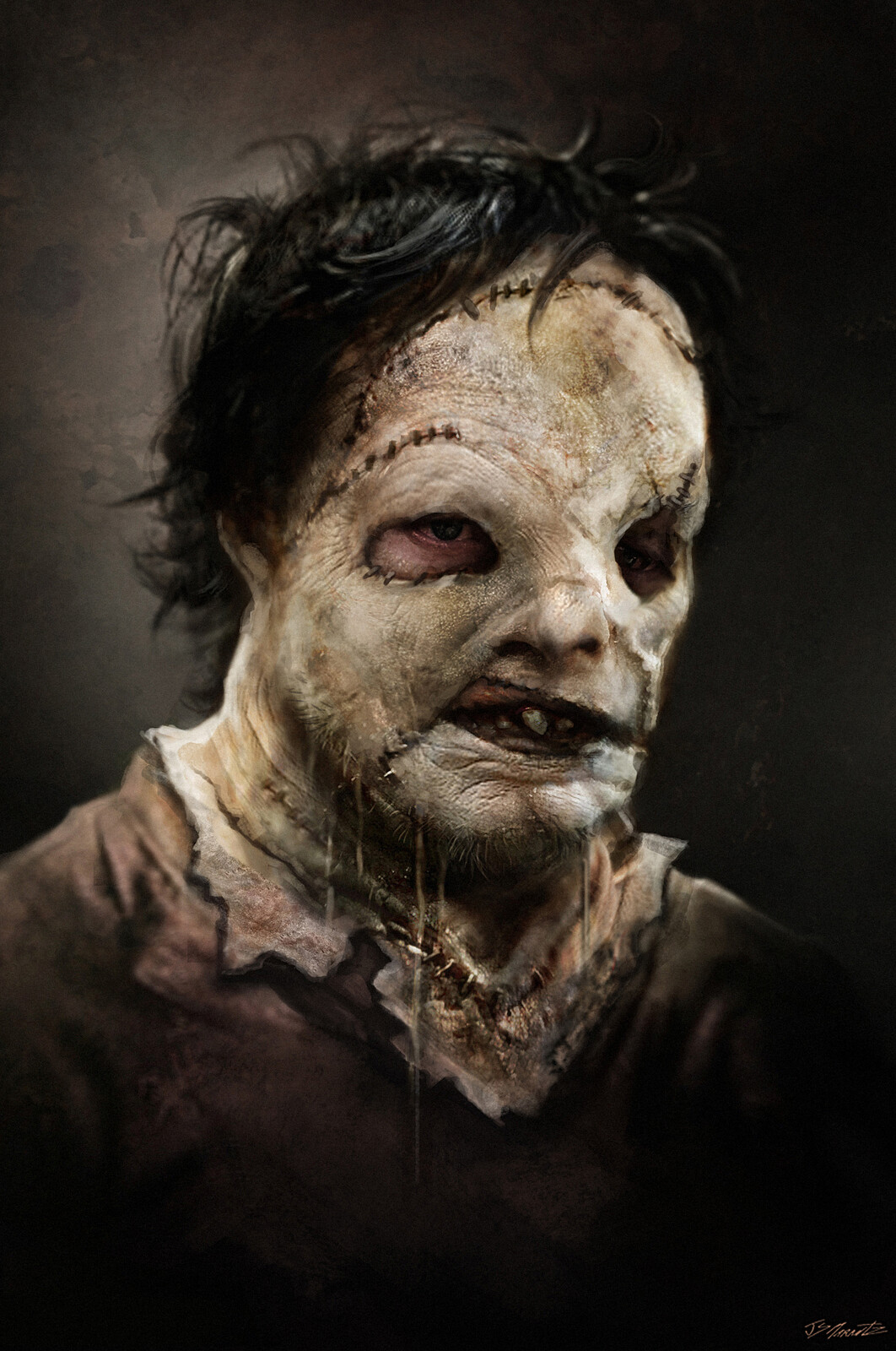 Leatherface Designs: Texas Chainsaw 3D