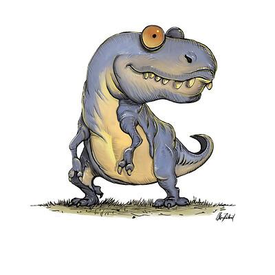 Okan bulbul t rex 003