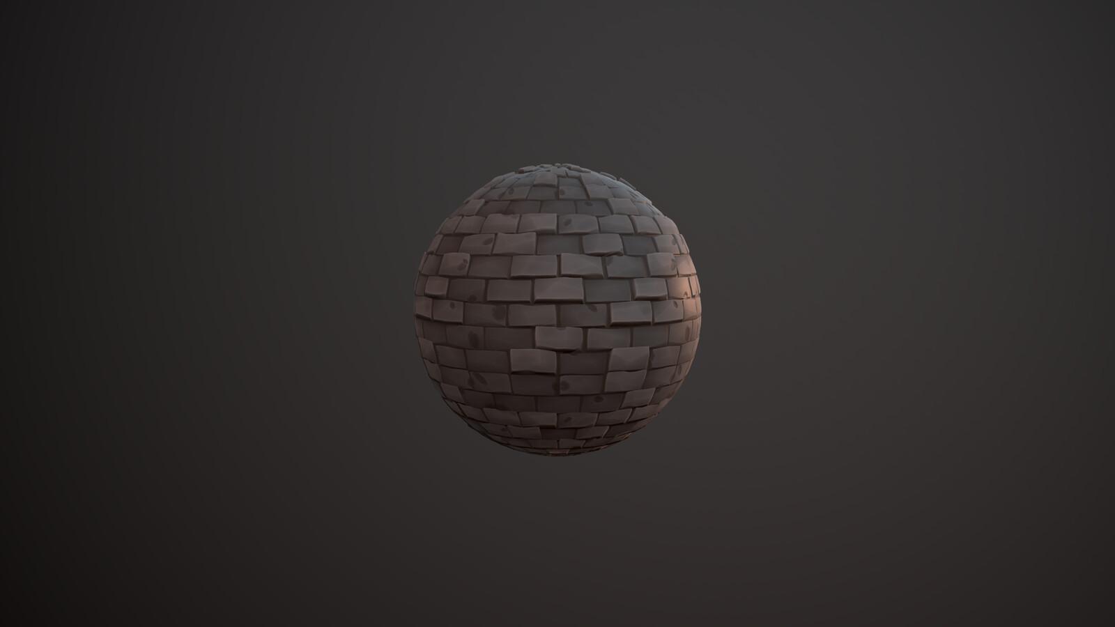 Texture Study (3D)