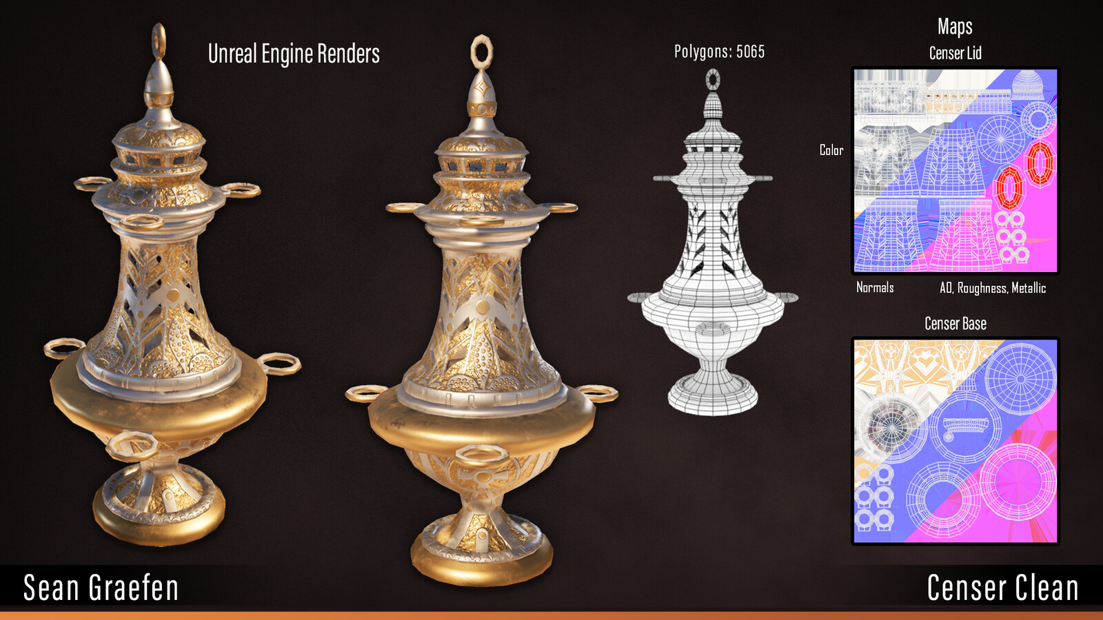 Clean Censer Model-sheet.