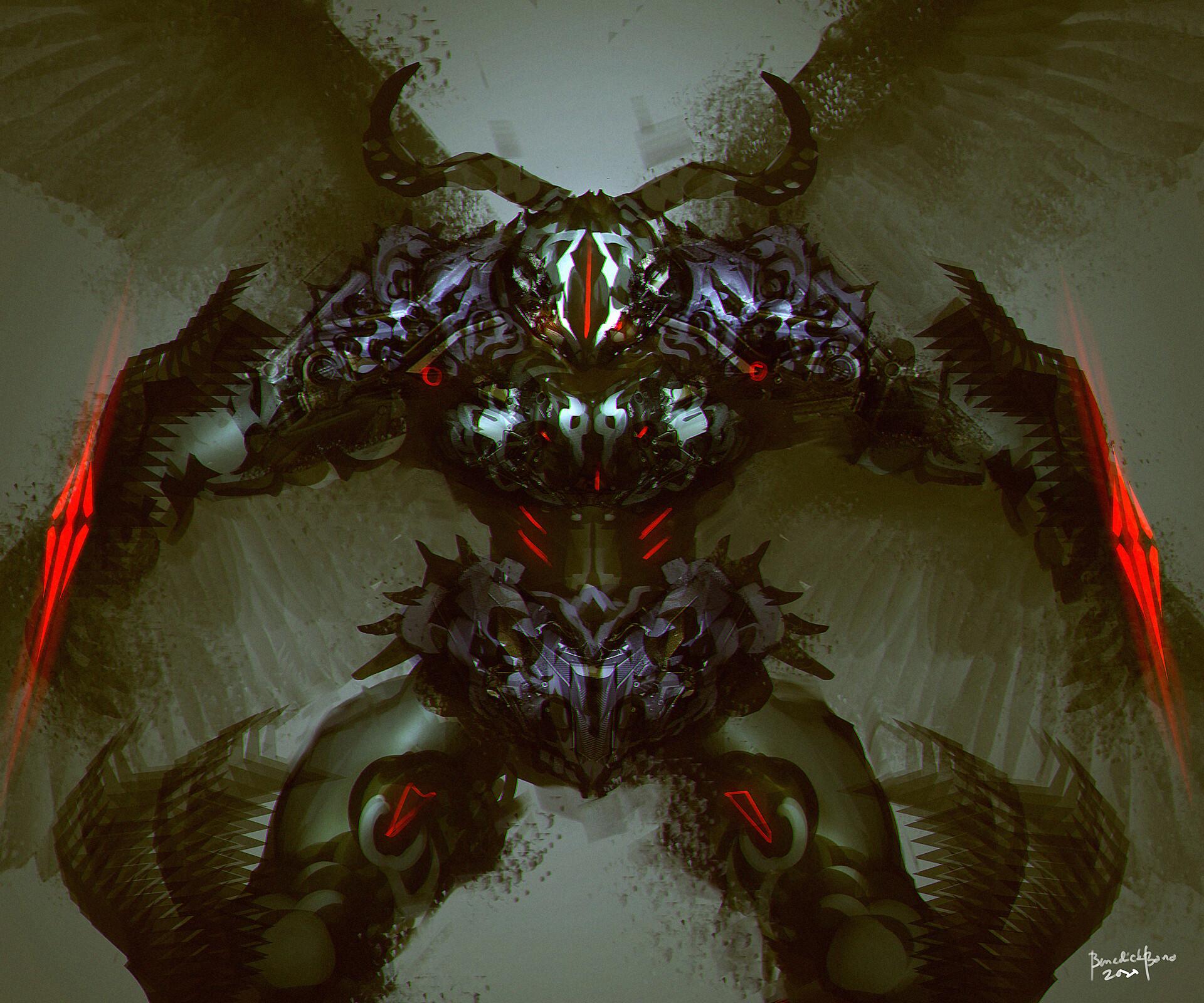 Mechanized Ancient Creature