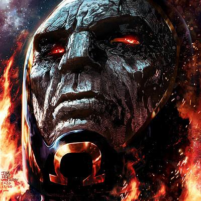 Jeremy roberts darkseid