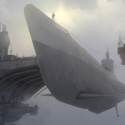 Armand serrano sub dock