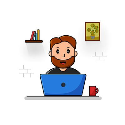 Ilustrace pro webové stránky