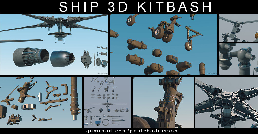 Kitbash overview