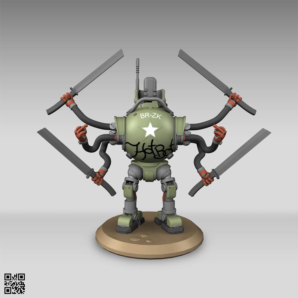 Robo Cult BR-ZK