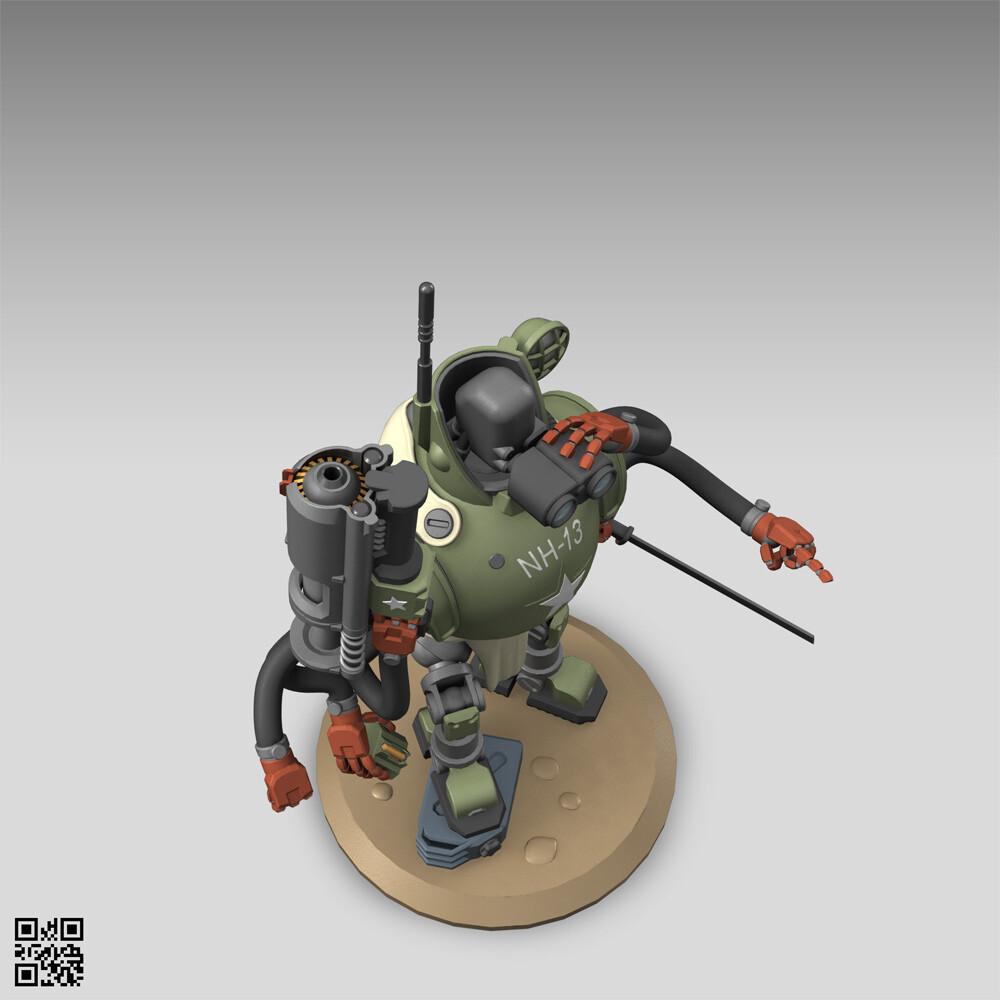 Robo Cult NH-13