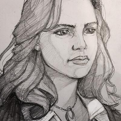 Cian o reilly hermione