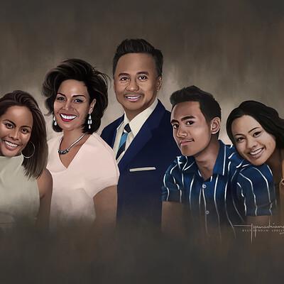 Rye adriano family 03