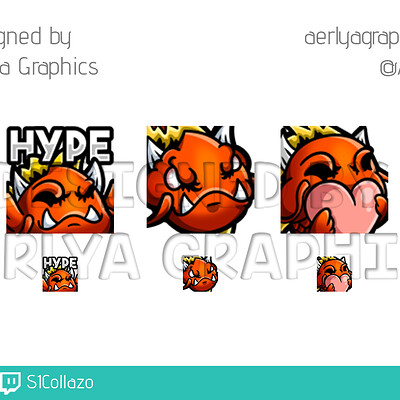 Aerlya graphics sample s1collazo emotes