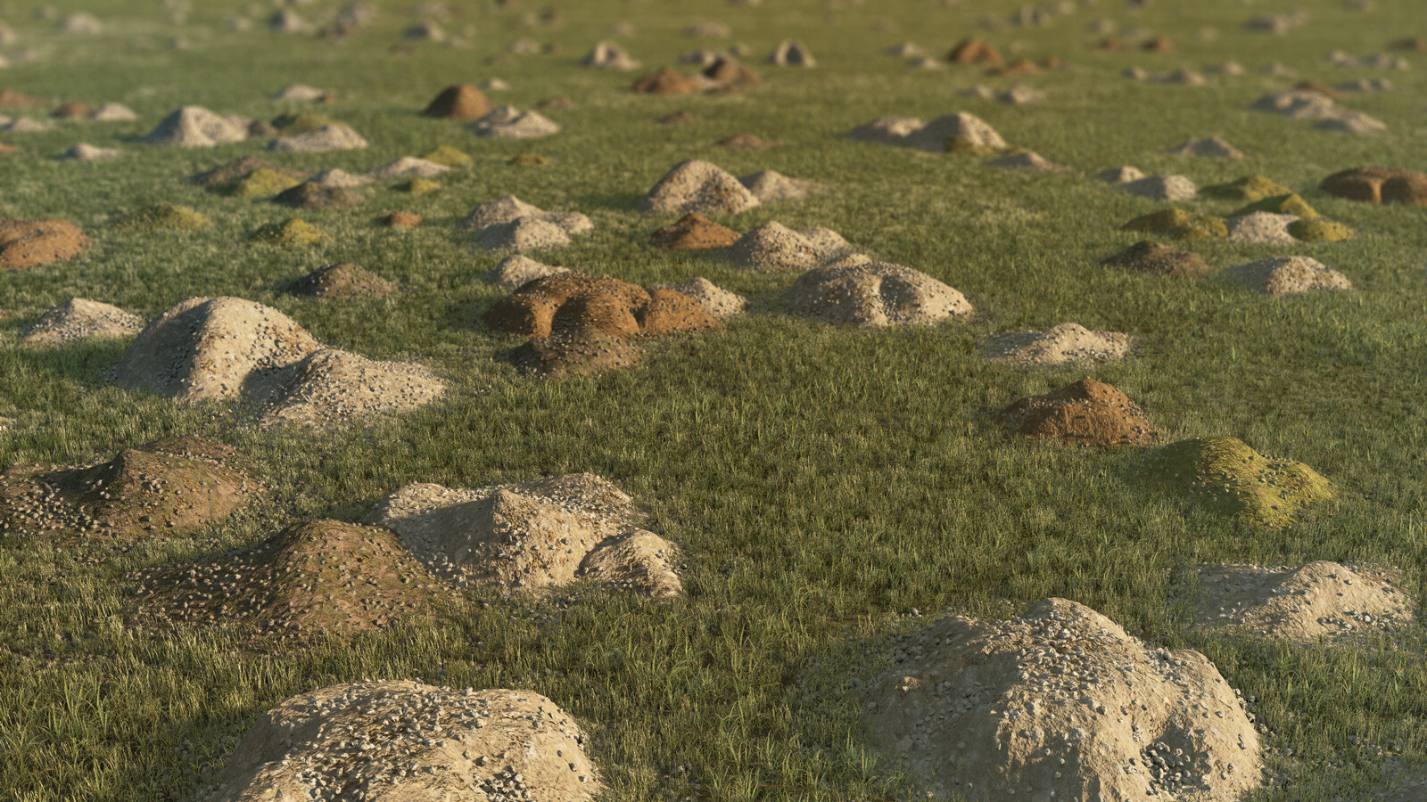 Patreon 3D Model Archive: DIRT!