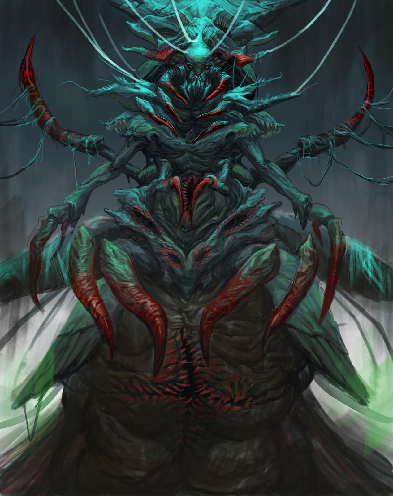 Swarm Queen (2h)