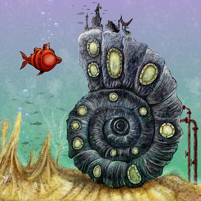 Stuart ruecroft ammonite hotel 0 5x