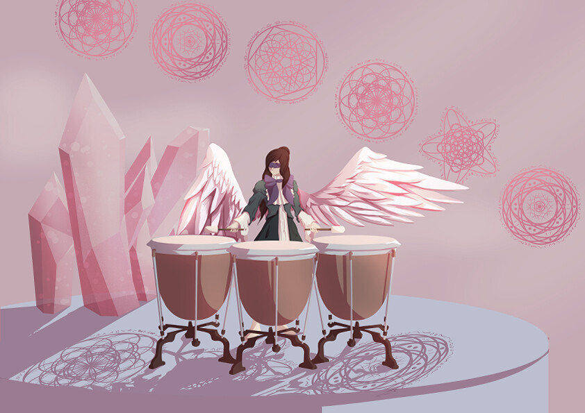 Timpani Illustration