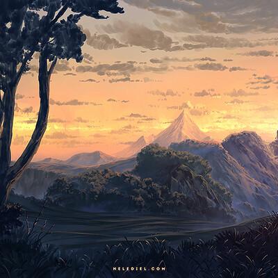 Nele diel land of the king
