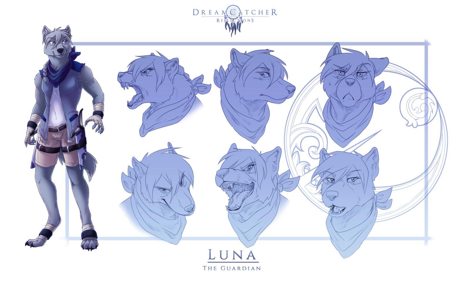 DreamCatcher: Reflections - Luna Ref