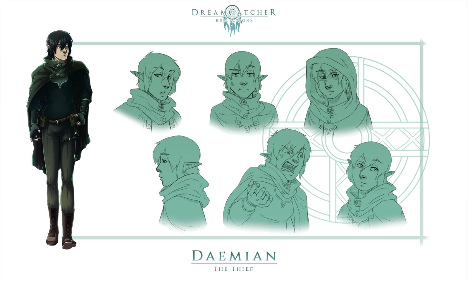 DreamCatcher: Reflections - Daemian Ref