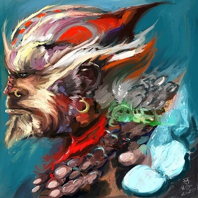 Ape Beast Lord