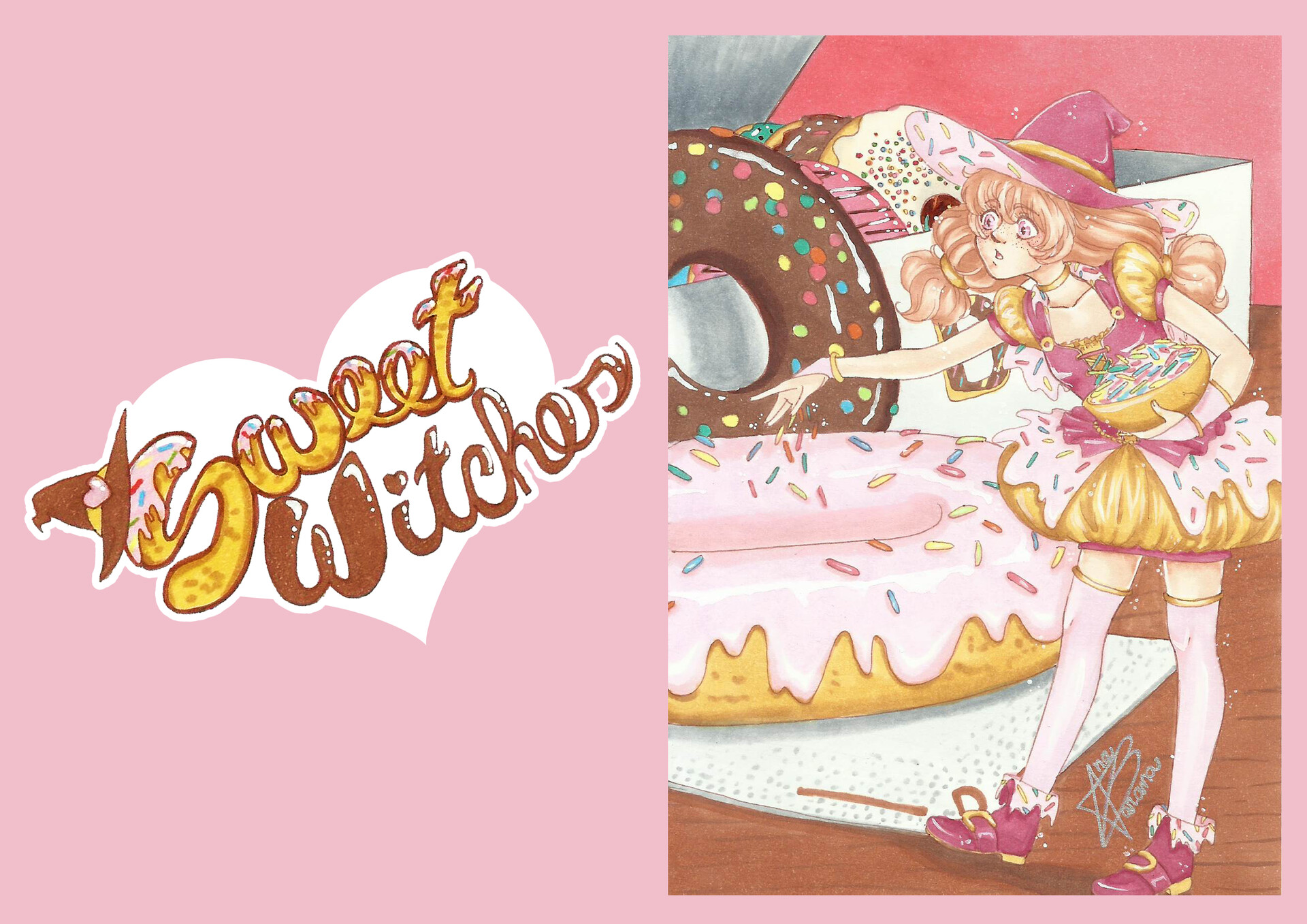Sweet Witches em 2018