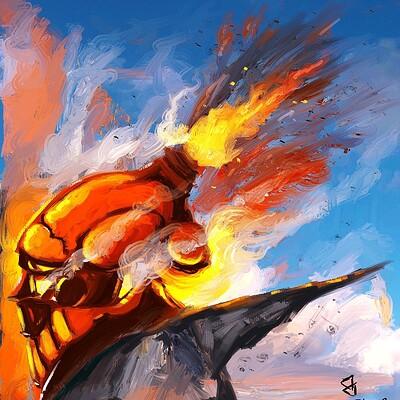 Volcano Soldier