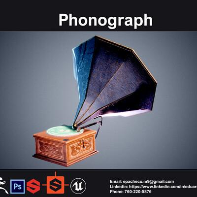 Eduardo pacheco morales eddie phonograph a 01