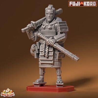 Andrew martin samurai guy