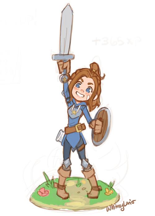 original sketch concept