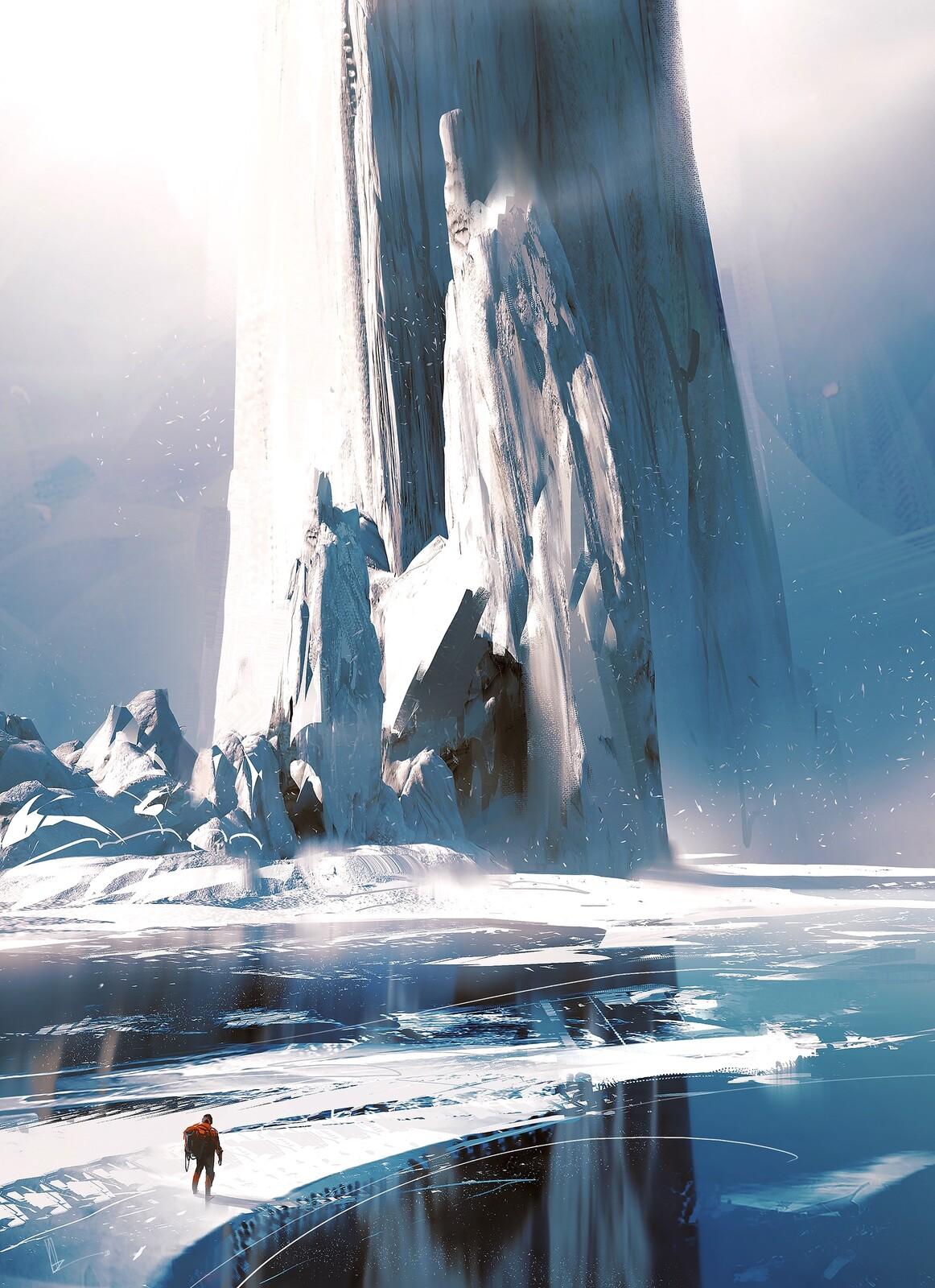 Iceberg - Maysketchaday 1