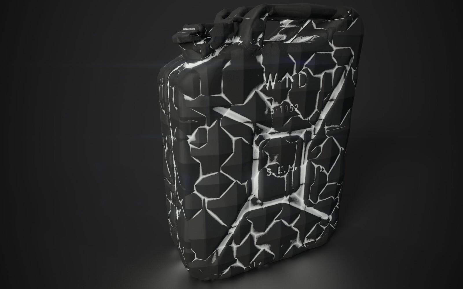 Cavity Mask Micro Details Alt