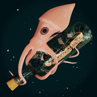 Matte p squidude final8bpc