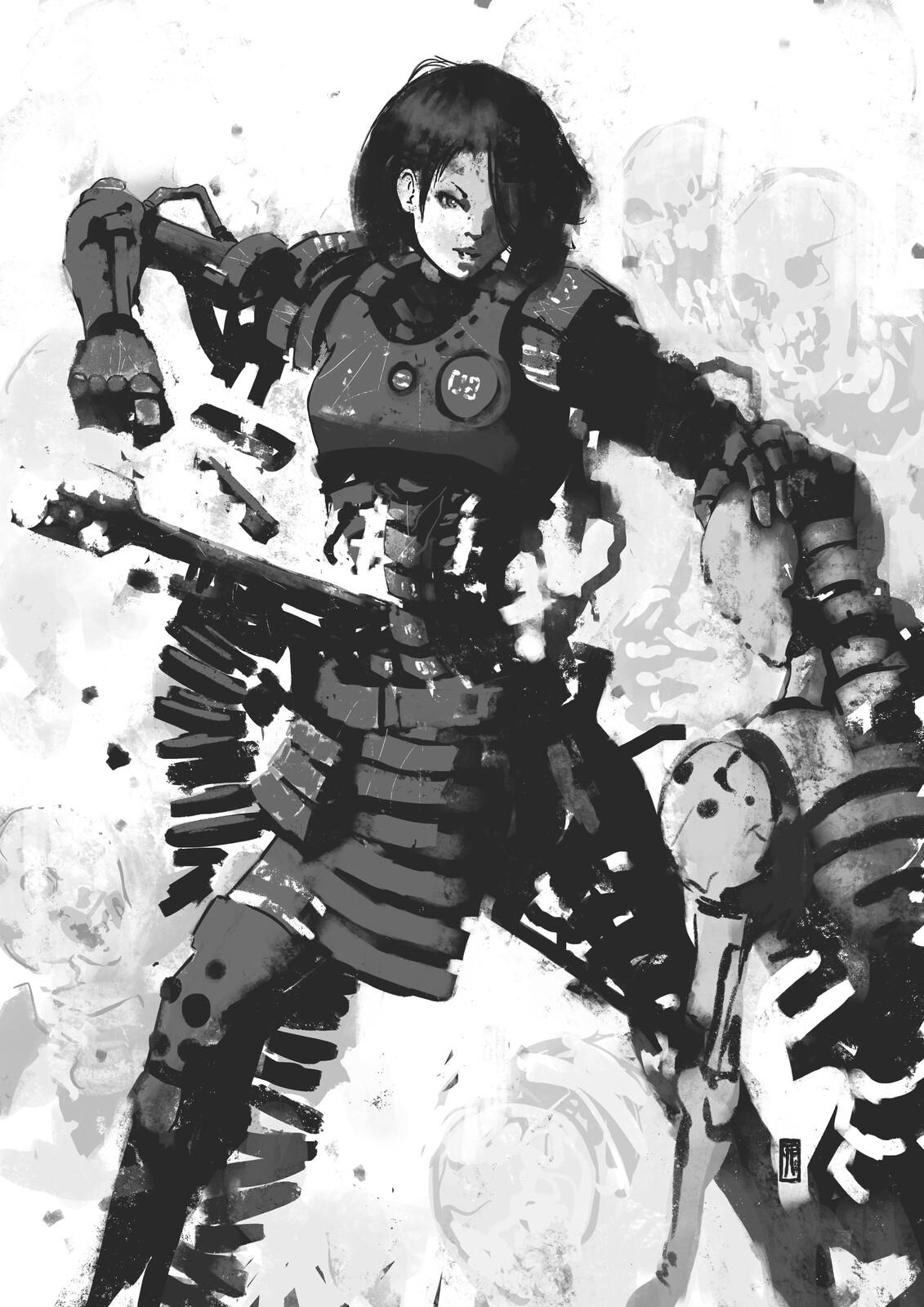 City Sentinel//Mk-02
